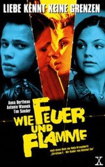 Wie Feuer und Flamme (2001) cover