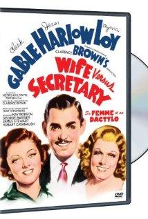 Wife vs. Secretary (1936) cover