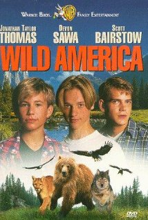 Wild America 1997 poster