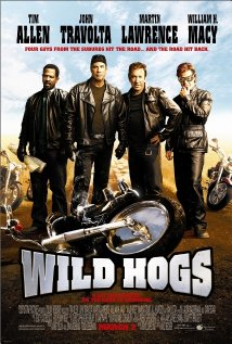 Wild Hogs (2007) cover
