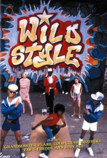 Wild Style 1983 poster