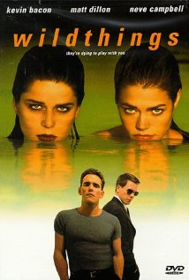 Wild Things 1998 poster