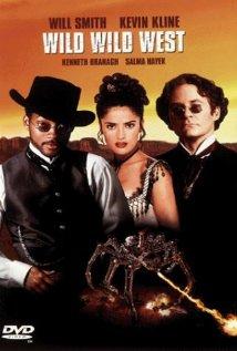 Wild Wild West 1999 poster