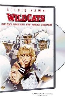 Wildcats 1986 poster