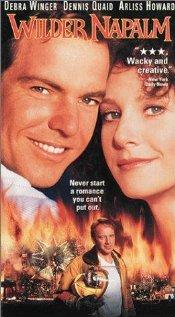 Wilder Napalm 1993 poster