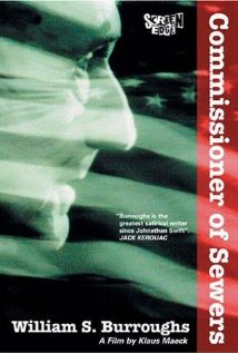 William S. Burroughs: Commissioner of Sewers (1991) cover