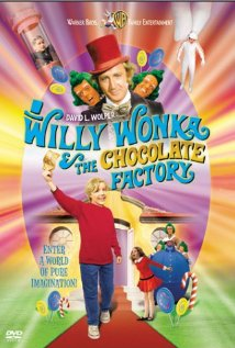 Willy Wonka & the Chocolate Factory (1971) cover