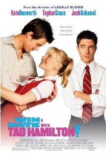 Win a Date with Tad Hamilton! (2004) cover
