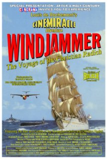 Windjammer: The Voyage of the Christian Radich (1958) cover