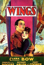 Wings (1927) cover