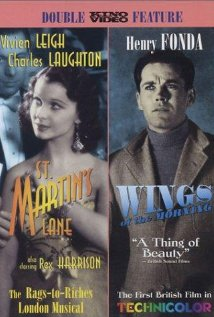 Wings of the Morning (1937) cover