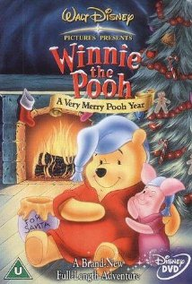 Winnie the Pooh: A Very Merry Pooh Year (2002) cover