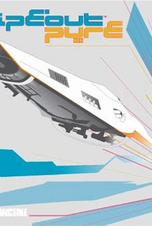 WipEout Pure 2005 poster
