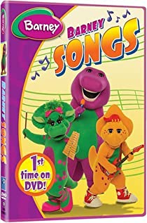 Barney & Friends (1992) cover