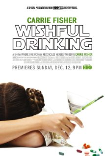 Wishful Drinking (2010) cover