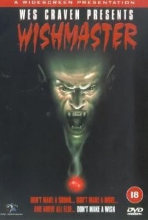 Wishmaster (1997) cover