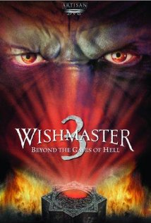 Wishmaster 3: Beyond the Gates of Hell (2001) cover