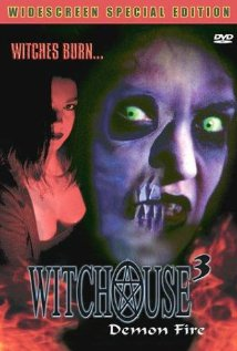 Witchouse 3: Demon Fire 2001 poster