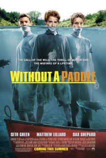 Without a Paddle (2004) cover