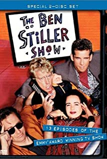 The Ben Stiller Show (1992) cover