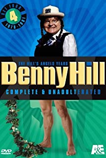 The Benny Hill Show (1969) cover