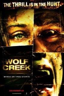 Wolf Creek (2005) cover
