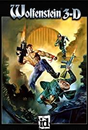 Wolfenstein 3D 1992 poster