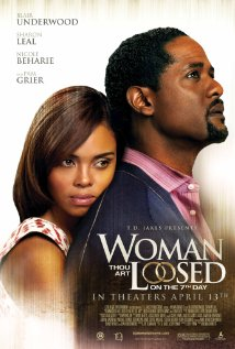 Woman Thou Art Loosed: On the 7th Day (2012) cover