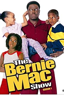 The Bernie Mac Show 2001 poster