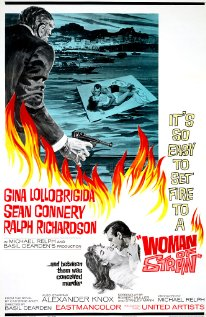 Woman of Straw 1964 poster