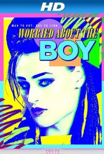 Worried About the Boy 2010 poster