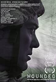 Wounded 2011 poster