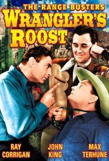 Wrangler's Roost 1941 poster