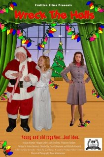 Wreck the Halls (2008) cover