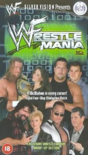 WrestleMania 2000 (2000) cover
