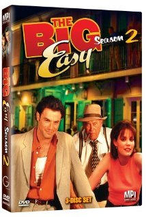 The Big Easy 1996 poster