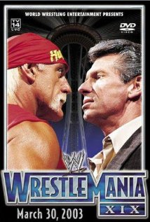 WrestleMania XIX (2003) cover
