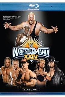 WrestleMania XXIV (2008) cover