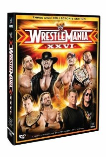 WrestleMania XXVI (2010) cover
