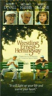 Wrestling Ernest Hemingway (1993) cover