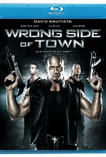 Wrong Side of Town (2010) cover