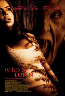 Wrong Turn (2003) cover