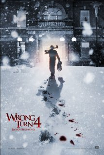 Wrong Turn 4: Bloody Beginnings (2011) cover