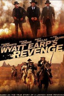 Wyatt Earp's Revenge 2012 poster