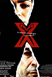 X 2002 poster