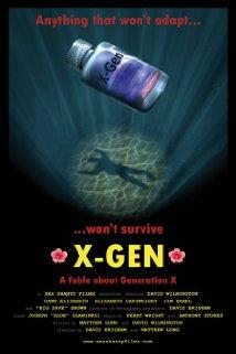 X-Gen 2006 poster