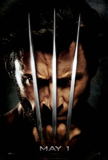 X-Men Origins: Wolverine 2009 poster