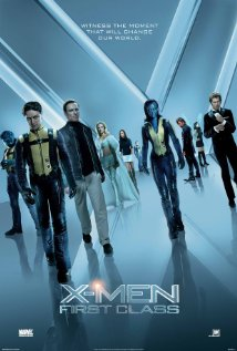 X-Men: First Class (2011) cover