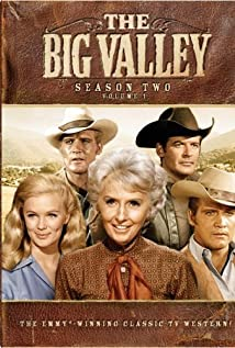 The Big Valley (1965) cover