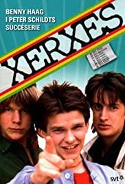 Xerxes (1988) cover